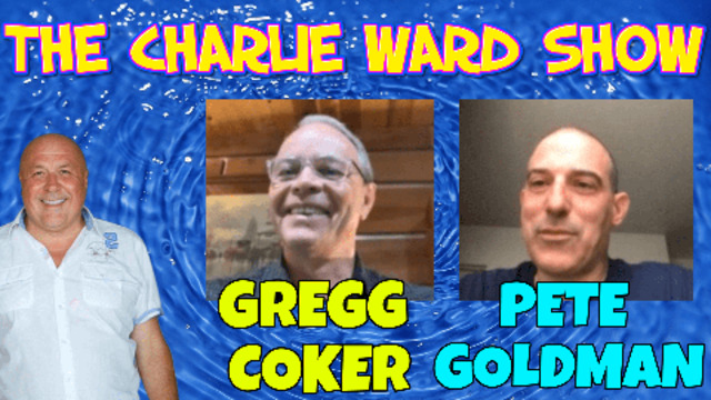 HEALING IN THE ZONE WITH GREGG COKER , PETE GOLDMAN & CHARLIE WARD 19-5-2021