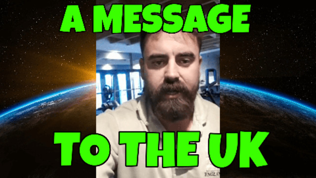MESSAGE TO THE UK 20-5-2021