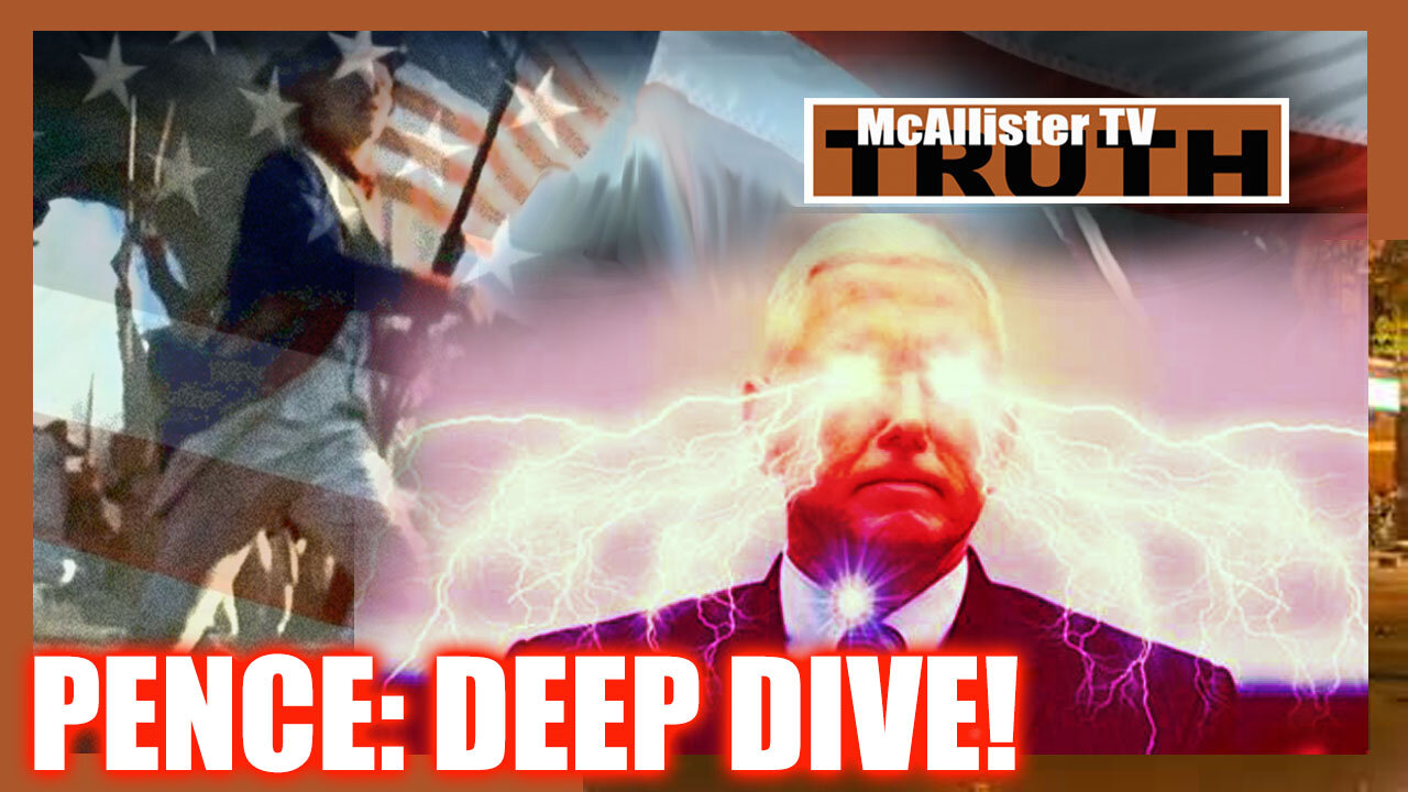 MIKE PENCE DEEP DIVE! OREGON CULTS EXPOSED! BOYS IN COFFINS! ISOLATED CABINS! 13-5-2021