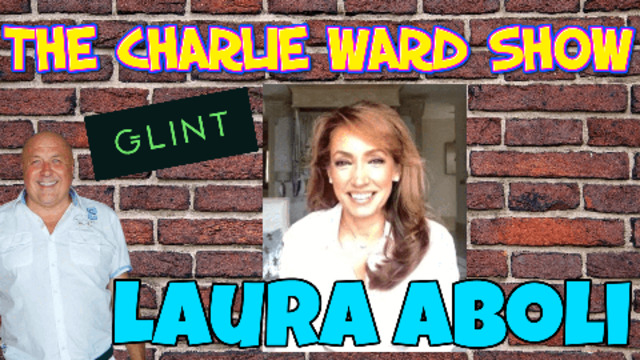 PART 2 – CHARLIE DISCUSSES GLINT & SPENDING GOLD WITH LAURA ABOLI 19-5-2021