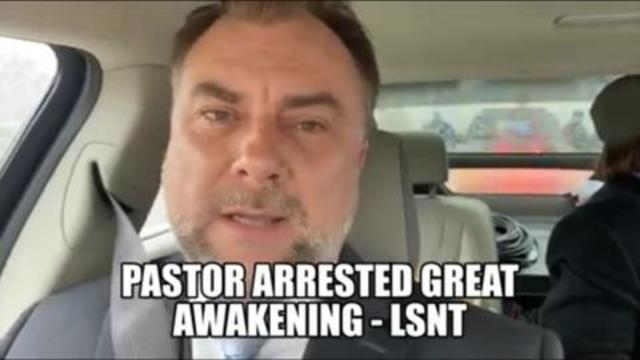 PASTOR ARRESTED – CANADA THE GREAT AWAKENING 9-5-2021