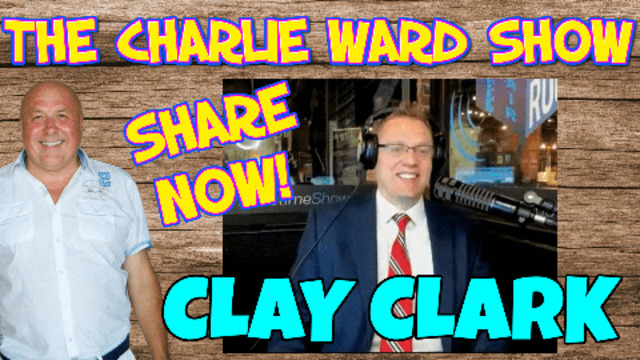 THE THRIVETIME SHOW CLAY CLARK JOINS THE CHARLIE WARD SHOW – KILL THE SPIRIT OF FEAR 19-5-2021