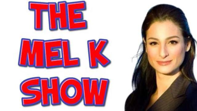 Mel K joins Nicholas Veniamin for their Weekly Cross Pond Catch Up 6-4-2021