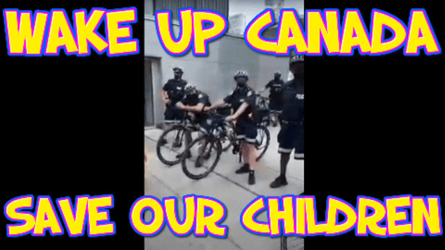 WAKE UP CANADA – SAVE OUR CHILDREN! 30-5-2021