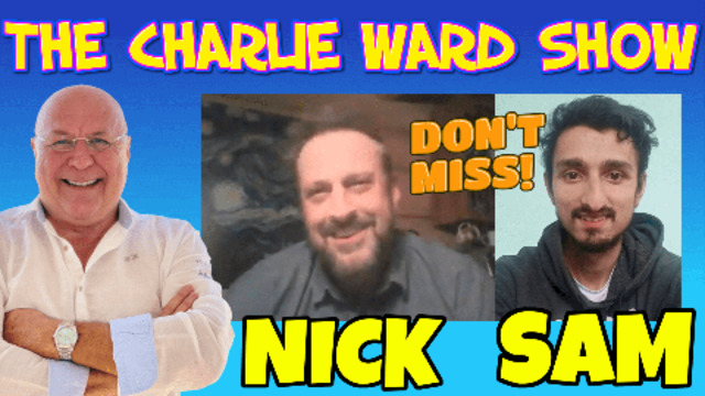 A NEW WORLD OF ABUNDANCE WITH SAM THE ILLUSIONIST, NICK SYLVESTER & CHARLIE WARD 22-6-2021