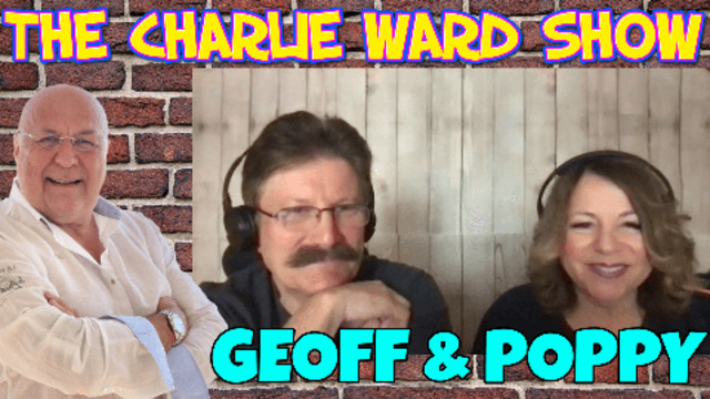ALL IT TAKES IS ONE VOICE WITH GEOFF & POPPY WITH CHARLIE WARD 22-6-2021