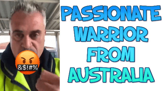 AUSTRALIA WHERE ARE ALL THE REAL MEN? WARNING EXPLICIT LANGUAGE 19-6-2021