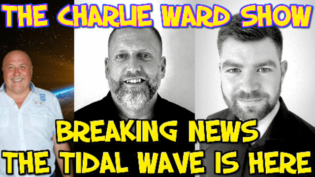 BREAKING NEWS – THE TIDAL WAVE IS HERE! 21-6-2021
