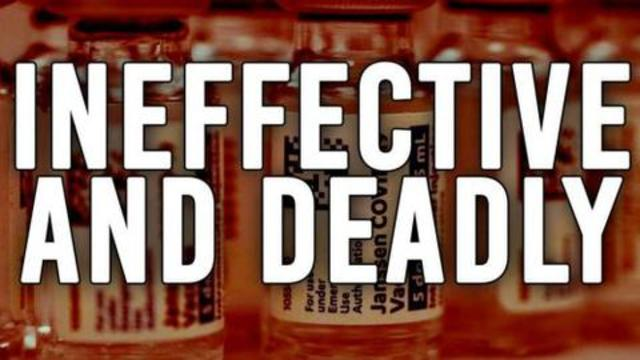 CDC ADMITS COVID-19 VACCINES DON'T WORK – THEY ARE CAUSING HEART ATTACKS 28-6-2021