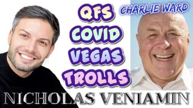 Charlie Ward Discusses Latest Updates with Nicholas Veniamin 19-2-2021