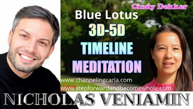 Cindy Dekker Discusses Meditation and Timelines with Nicholas Veniamin 3-2-2021