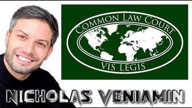 Deborah Loveday Discusses COMMON LAW and How to EXIT the Babylonian System with Nicholas Veniamin 7-12-2020