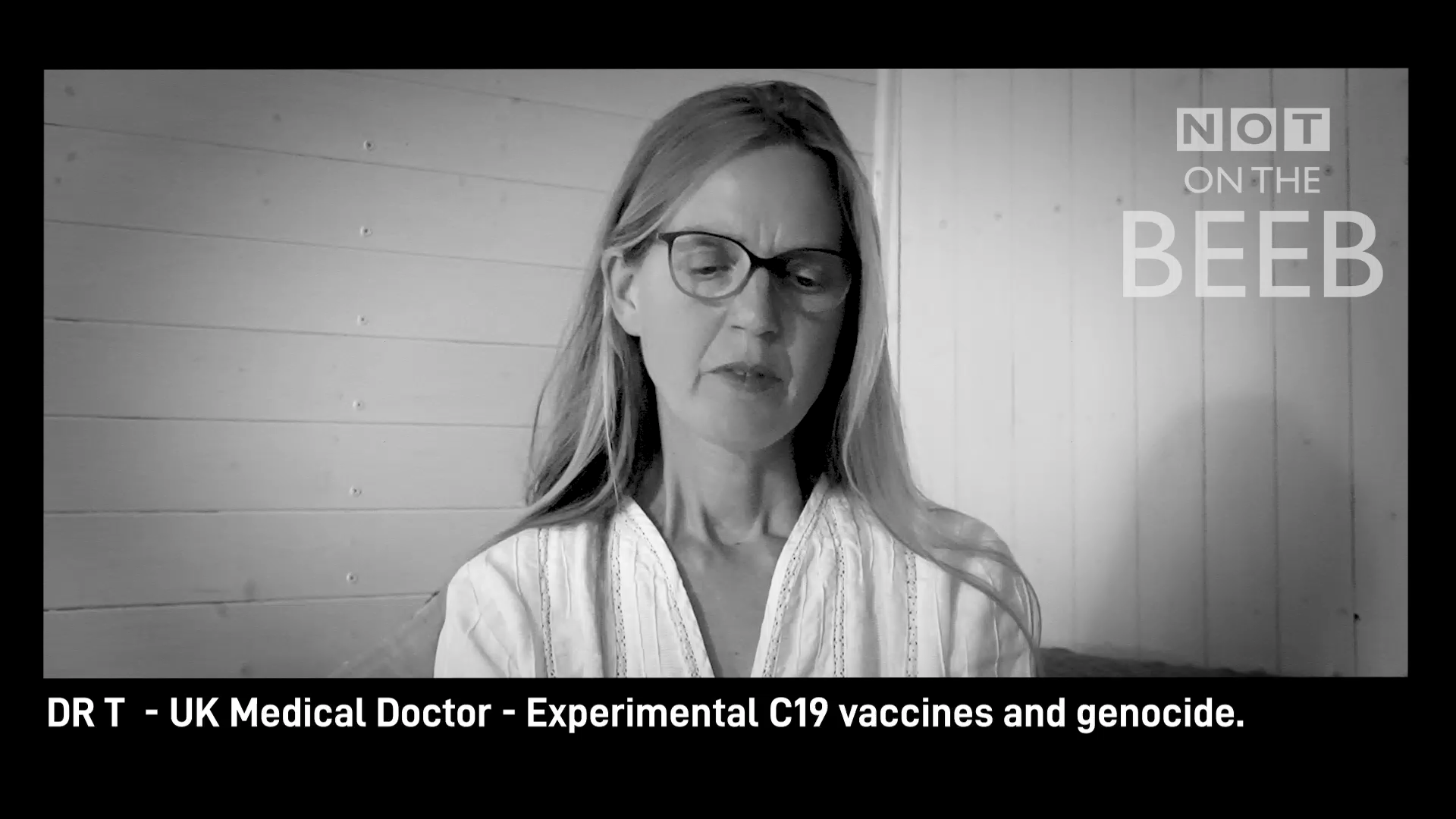 Dr T – UK Medical Doctor Testifies — Experimental CV-19 Vaccines and Genocide 11-6-2021