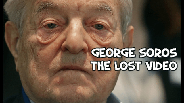 HOW GEORGE SOROS LEARNT TO BE THE MONSTER HE IS! 8-6-2021