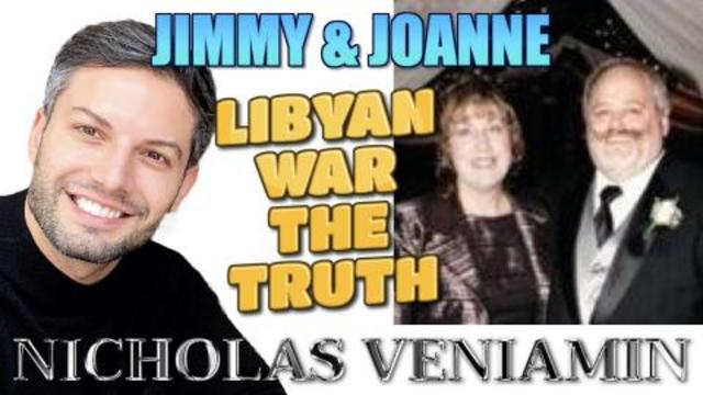 Jimmy and Joanne Discusses Latest Updates with Nicholas Veniamin 11-2-2021