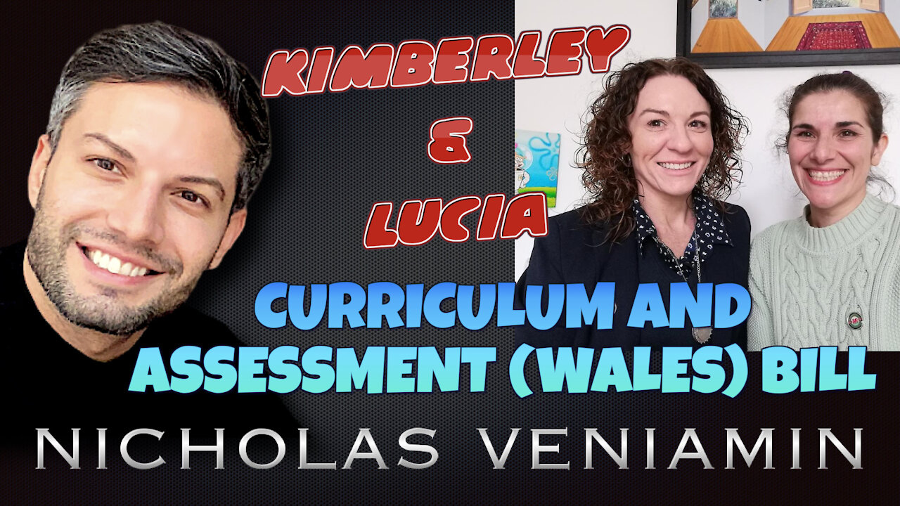 Kimberley and Lucia Discusses Sex Education with Nicholas Veniamin 8-4-2021
