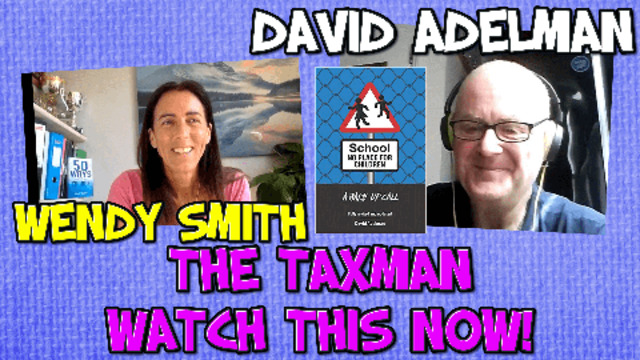 LEAVE THE TAX MAN BEHIND WITH WENDY SMITH DAVID ADELMAN & CHARLIE WARD 3-6-2021