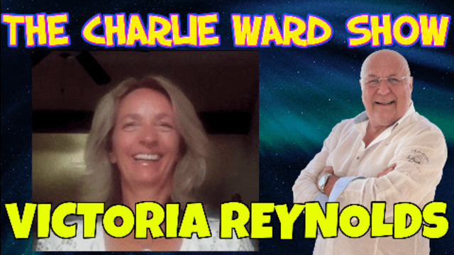 LISTENING TO GODS VOICE WITH VICTORIA REYNOLDS & CHARLIE WARD 28-6-2021