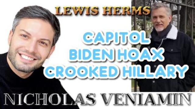 Lewis Herms Discusses Latest Updates with Nicholas Veniamin 16-2-2021