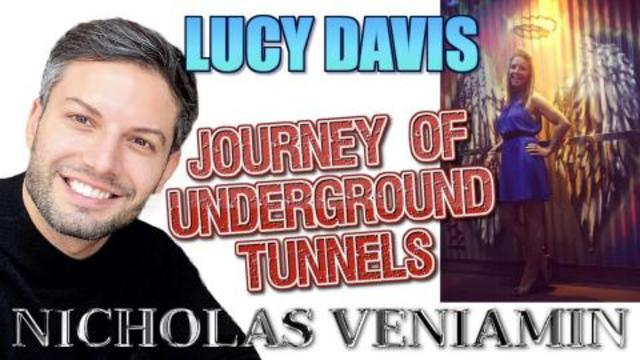 Lucy Davis Discusses Journey of Underground Tunnels with Nicholas Veniamin 17-2-2021