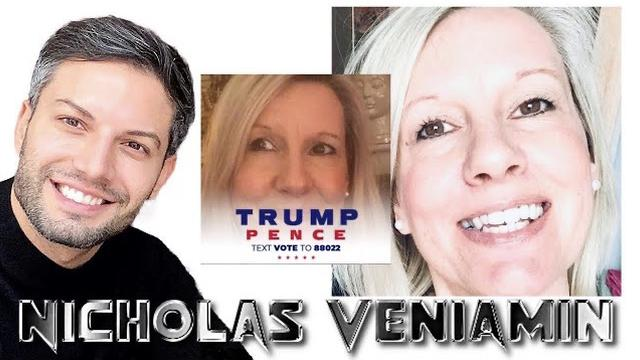 Michelle Fielding Discusses Sidney Powell, Elections, XRP, Solar Flash and 5D with Nicholas Veniamin 8-12-2020