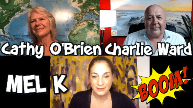 NWO MK ULTRA, THE MASSES ARE WAKING UP – WITH CATHY O'BRIEN , MEL K & CHARLIE WARD 3-6-2021