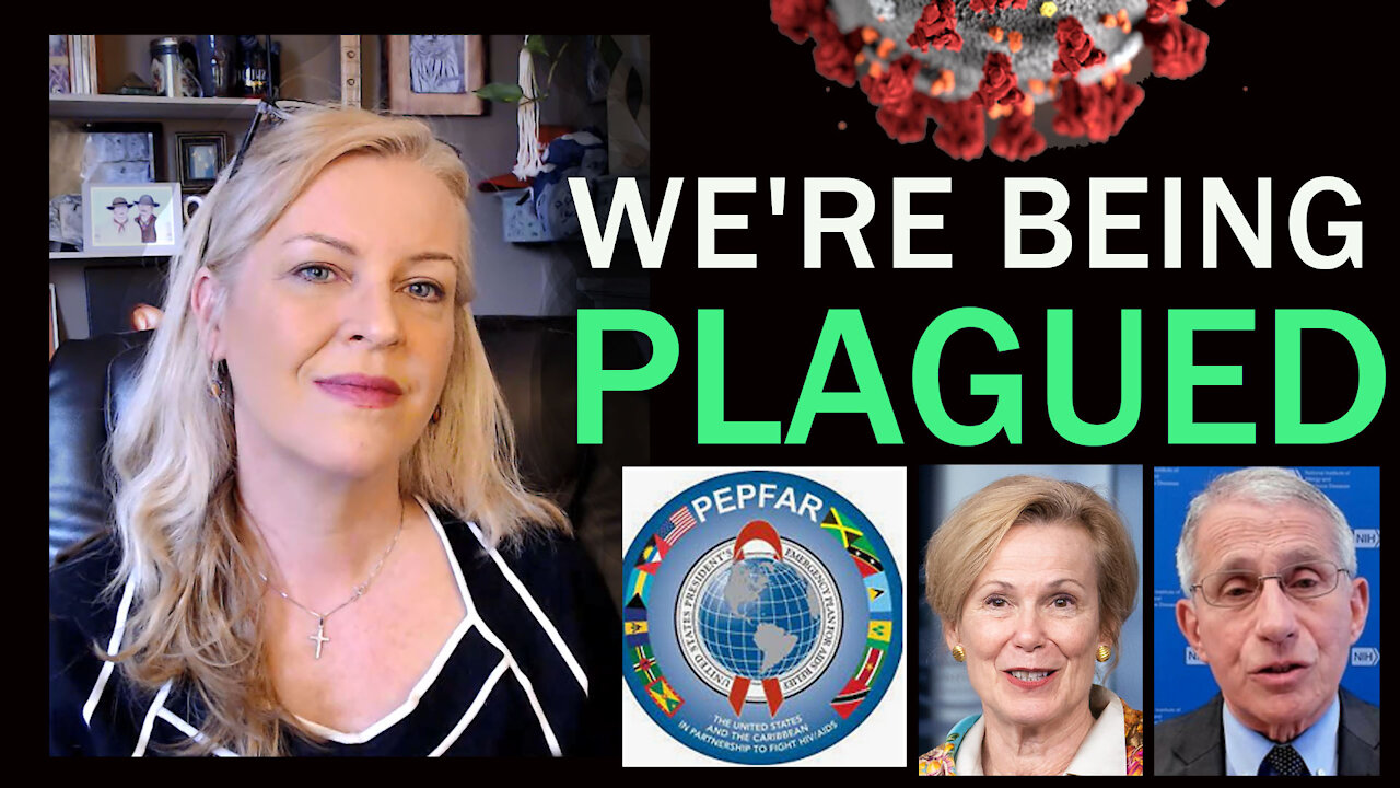 PEPFAR was a Fauci & Birx Grift. Is COVID another one? 3-6-2021