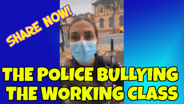 POLICE BULLYING THE WORKIUNG CLASS KNOW YOUR COMMON LAW! 12-6-2021