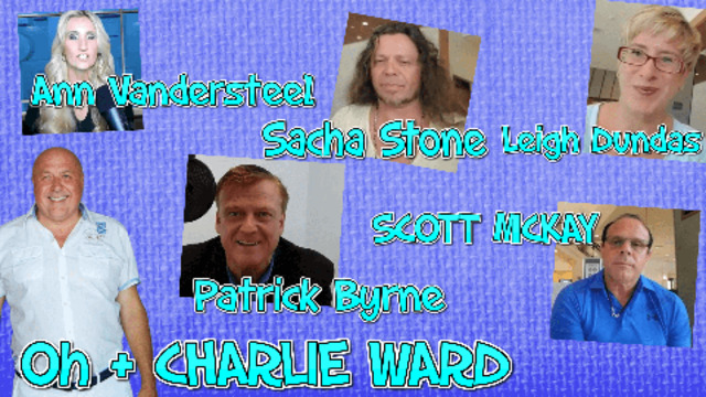 POWER TO THE PEOPLE – WITH CHARLIE WARD & FRIENDS 3-6-2021