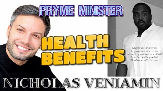 Pryme Minister Discusses Latest Updates with Nicholas Veniamin 25-1-2021