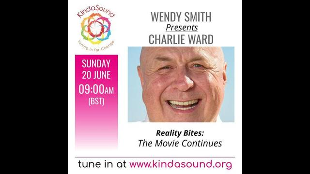 RECONNECT WITH WHO YOU ARE WITH KINDSOUND RADIO WENDY SMITH & CHARLIE WARD 21-6-2021