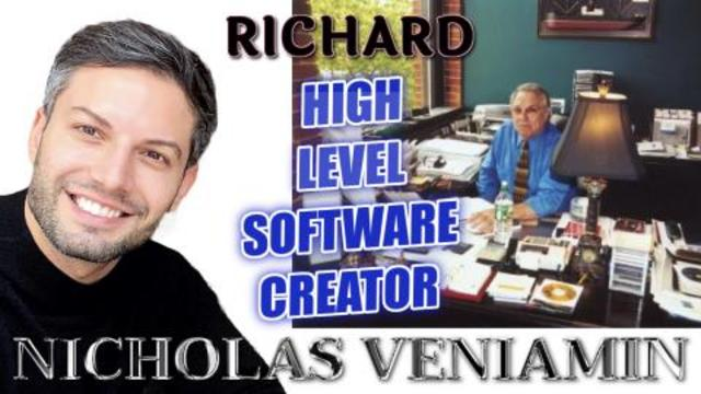 Richard Discusses Software Creation that Government Restricted Him with Nicholas Veniamin 26-2-2021