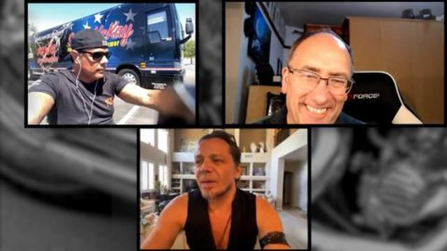 Simon Parkes meets Arise USA as they stop in Vegas 12-6-2021