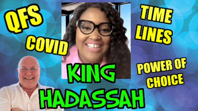 THE POWER OF CHOICE WITH KING HADASSAH OFFICIAL & CHARLIE WARD 30-6-2021