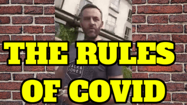 THE RULES OF COVID & THE ABOMINATION OF INHUMANE TREATMENT OF HUMAN RIGHTS! 29-6-2021