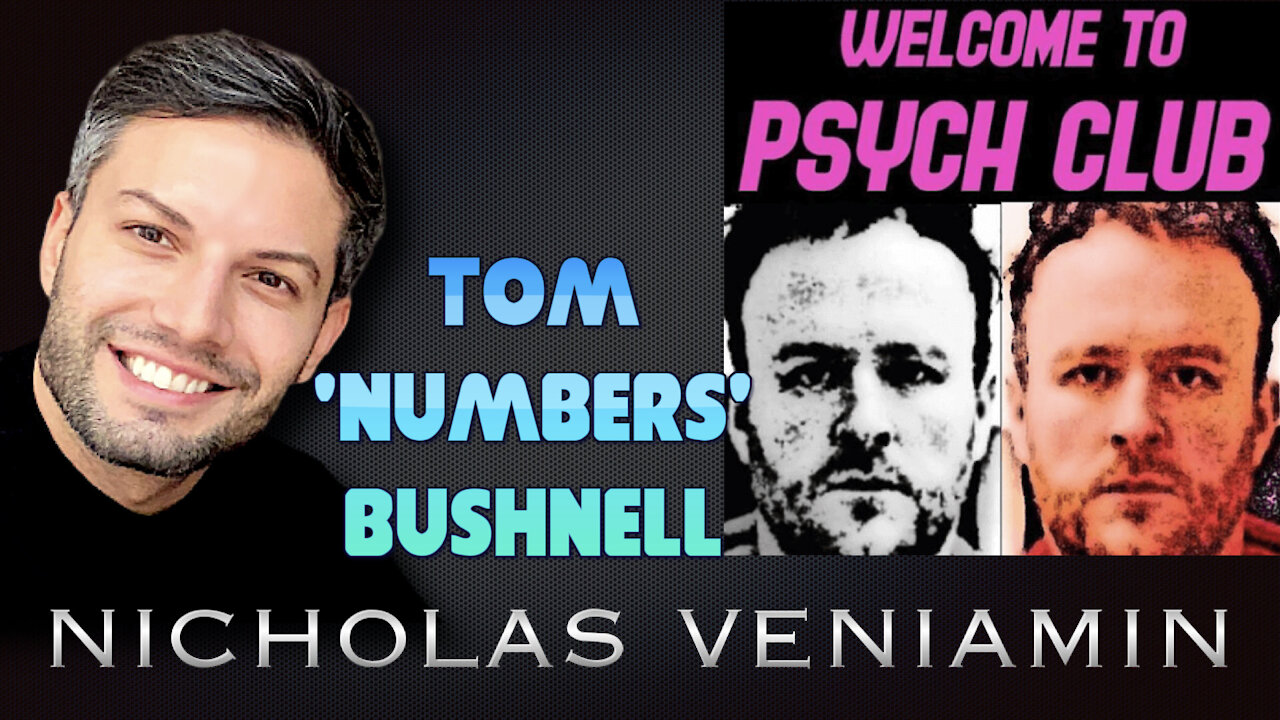 Tom Bushnell Discusses Numerology with Nicholas Veniamin 7-4-2021