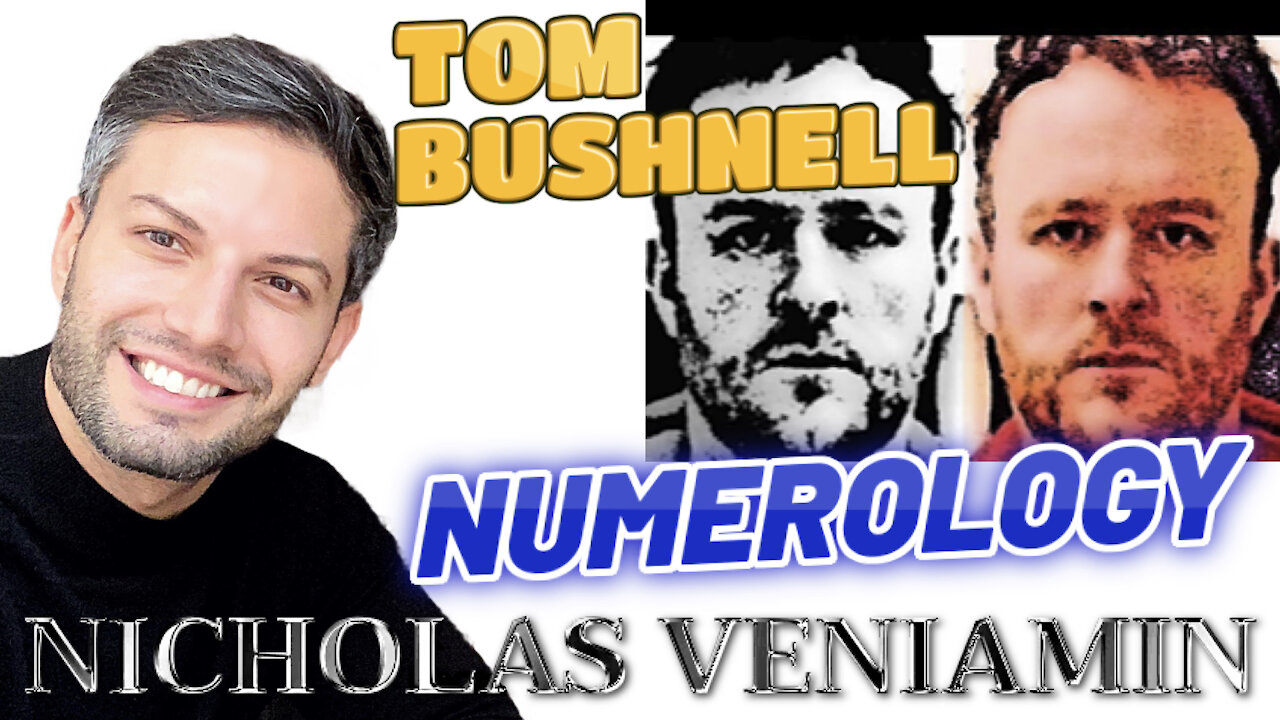 Tom Numbers Discusses Numerology with Nicholas Veniamin 26-3-2021