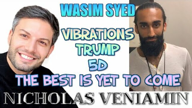 Wasim Syed Discusses Latest Updates with Nicholas Veniamin 22-1-2021