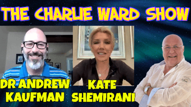YOU CANT CATCH A VIRUS! WITH KATE SHEMIRANI & DR. ANDREW KAUFMAN 21-6-2021