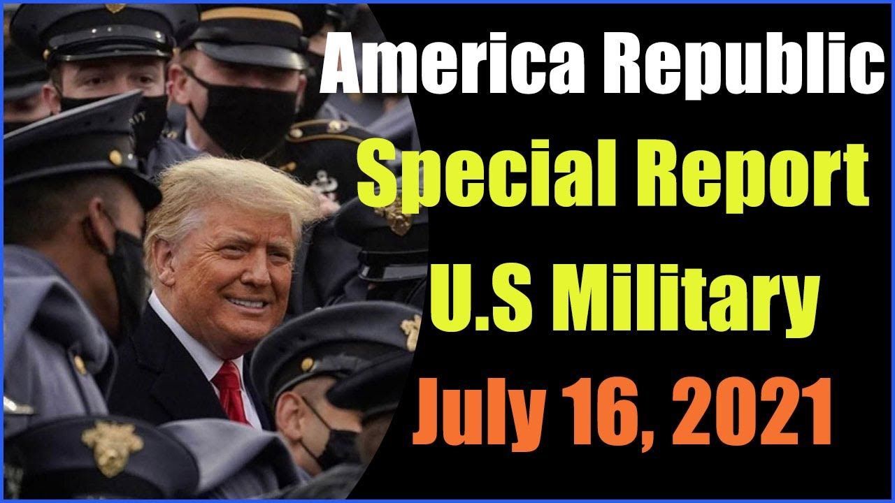 America Republic: Military Intel Report as of July 16, 2021