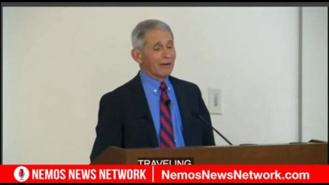 BUSTED 2018 Video Shows Dr. Fauci REINSTATING Gain-of-Function Research at NIH 23-7-2021