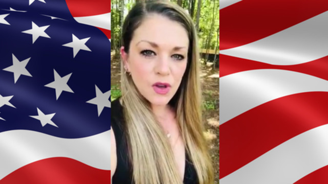 Beautiful Patriot Calls On America To Grow Some Balls Cause The Country's Being Run By Criminals 16-7-2021