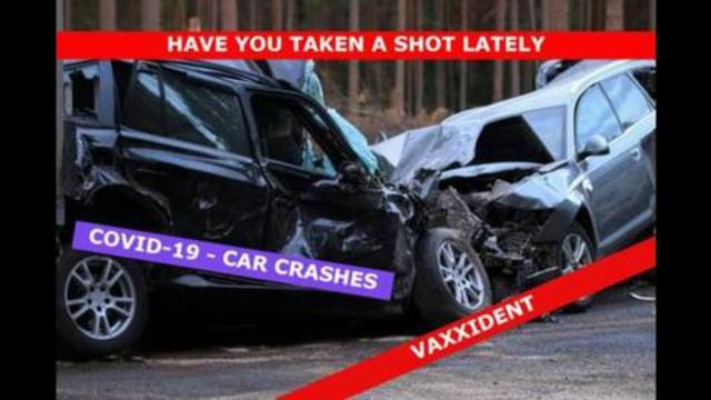CAR CRASHES : Wrecks & Near Accidents After Taking The Shot – VAXXIDENTS 18-7-2021