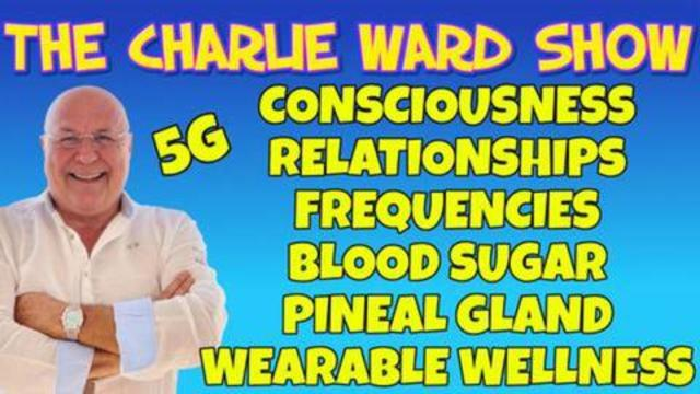 CONSCIOUSNESS, FREQUENCIES, 5G BLOOD DANGER, PINEAL GLAND, WEARABLE WELLNESS WITH CHARLIE WARD 15-7-2021