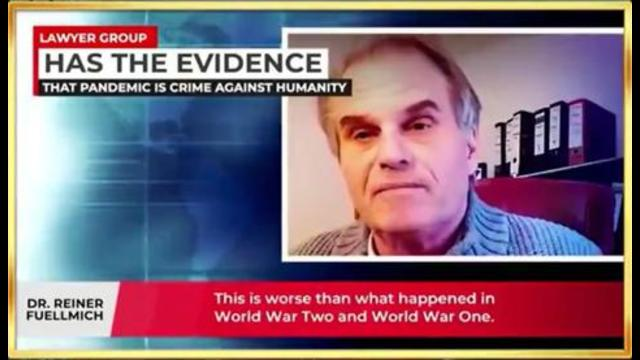 """DR. REINER FUELLMICH: """"THEY ARE MAKING SO MANY MISTAKES, WE ARE CLOSE TO A TIPPING POINT"""" 17-7-2021"""