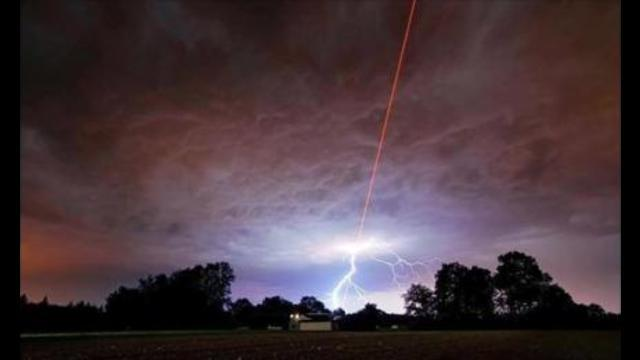 Direct Energy Weapon TR 3B Caught in the ACT! 15-7-2021