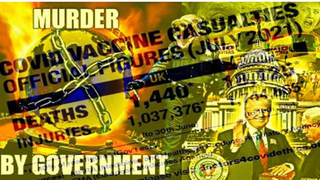 EXPOSED !! COVID PLANDEMIC – A LONG PLANNED WELL ORGANIZED CRIMINAL CONSPIRACY !! – MAX IGAN 19-7-2021