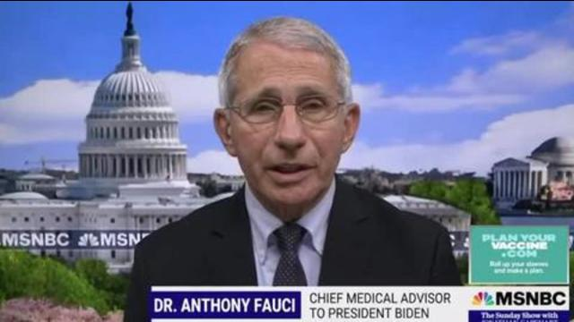 Fauci is now claiming that the unvaccinated cause the Virus to mutate – Ending Conclusion 26-7-2021
