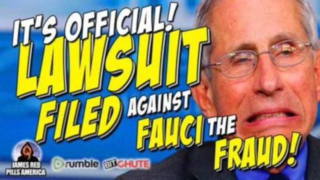Fauci the Fraud is Named In a Massive Vax Scam Lawsuit Filed By American Frontline Doctors 2-7-2021