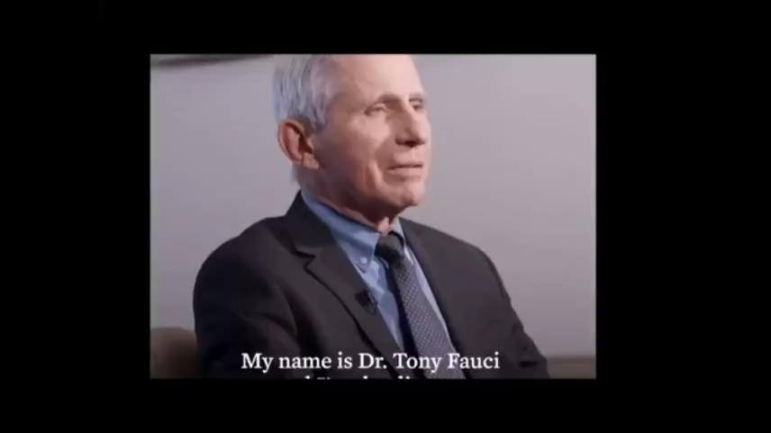 Fauci the Fraud adds more lies to the already fake virus 3-7-2021